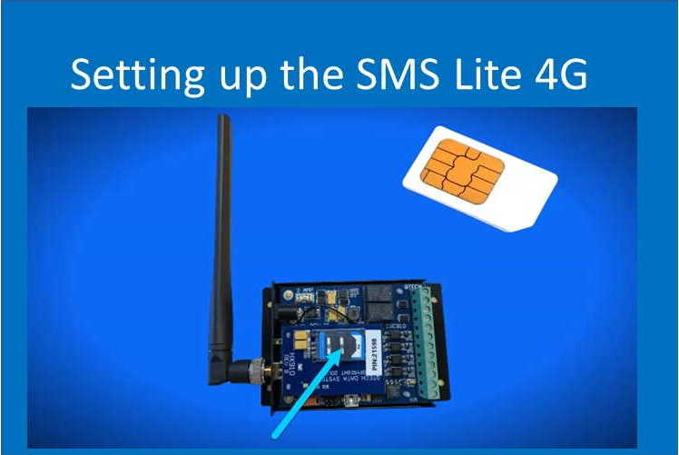 SMS Lite - setup