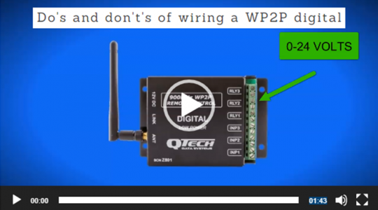 Wiring the WP2P